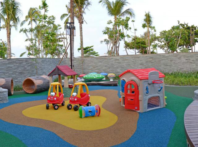 Family Holidays in Bali: Sofitel Bali Nusa Dua Beach Resort