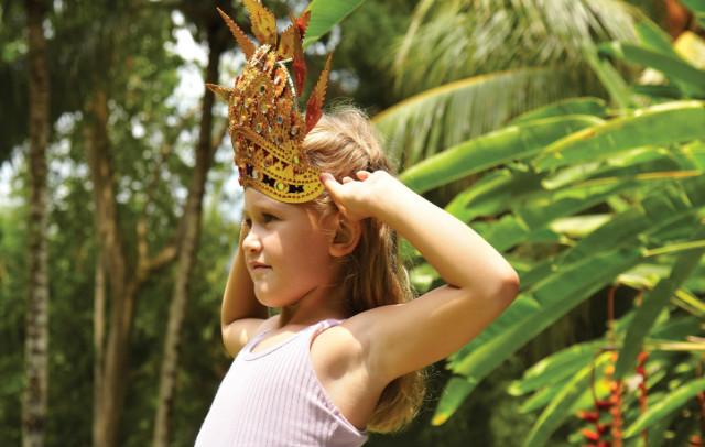 Family Holidays in Bali: Four Seasons Bali at Sayan