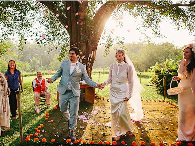 Wedding Photos Indo Style