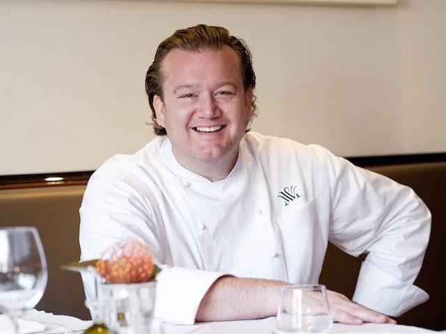 Chef Michael White | The Mulia Bali | Honeycombers Singapore