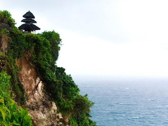 6. Uluwatu Temple