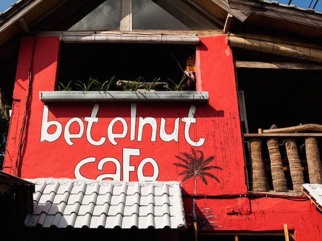 betelnut cafe bali