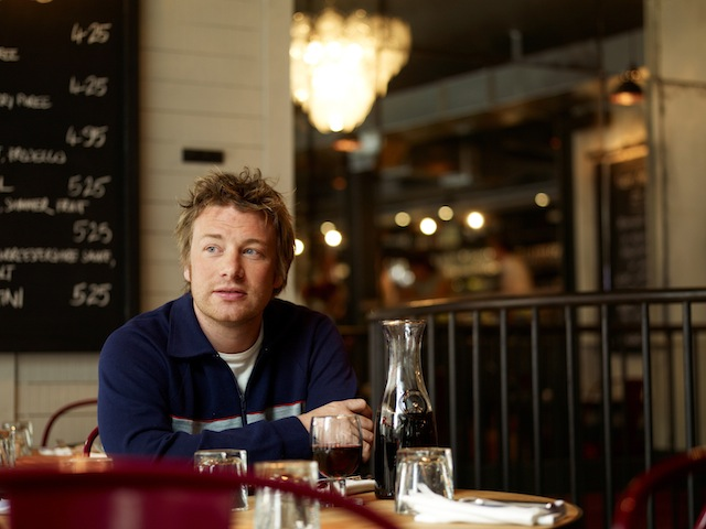 We chat with Jamie Oliver