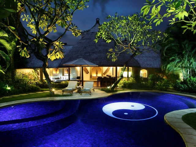 Luxury and harmony at The Villas Bali