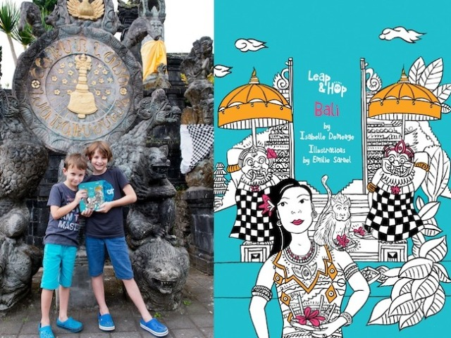 Guide to Bali For Kids