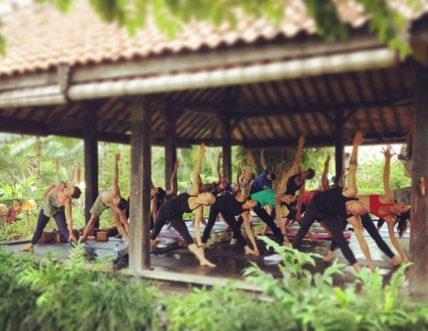 Yoga in Bali: Desa Seni