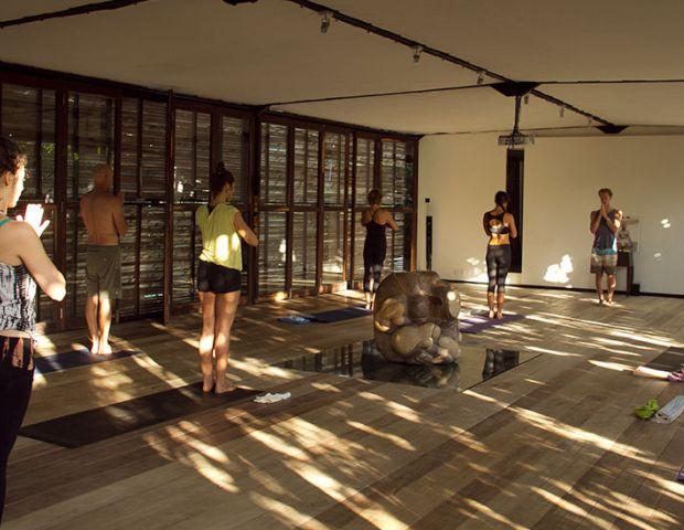 Yoga in Bali: Samadi