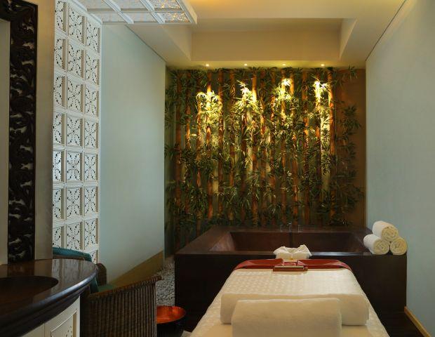 Affordable spas in Bali: Sheraton Kuta