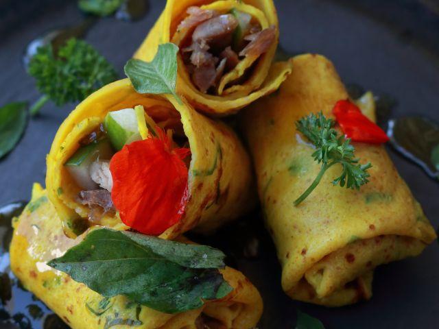 Bali Dining Supper: hu'u Bistro