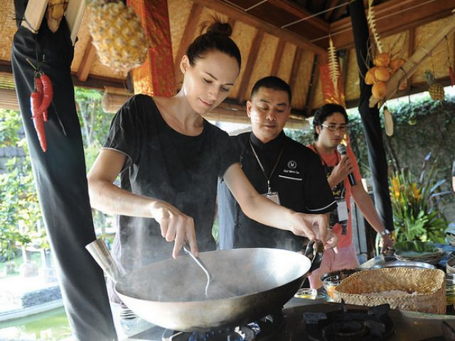 Bali Food Events: Ubud Food Festival