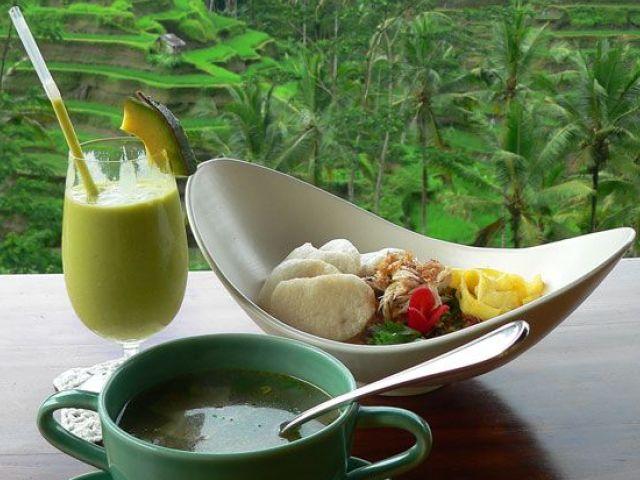 Bali food events:  Ubud Food Festival
