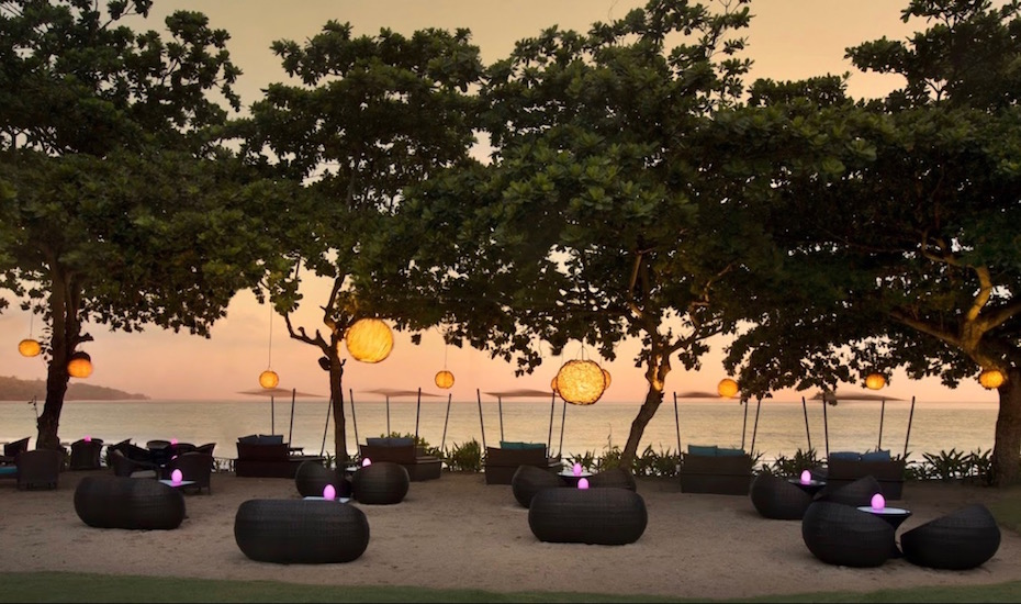 best sunset bar in Bali - beach bar & grill