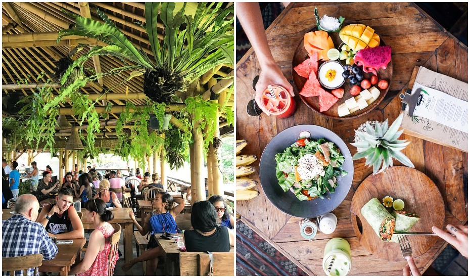 Where to eat in Seminyak - Shelter Cafe Bali