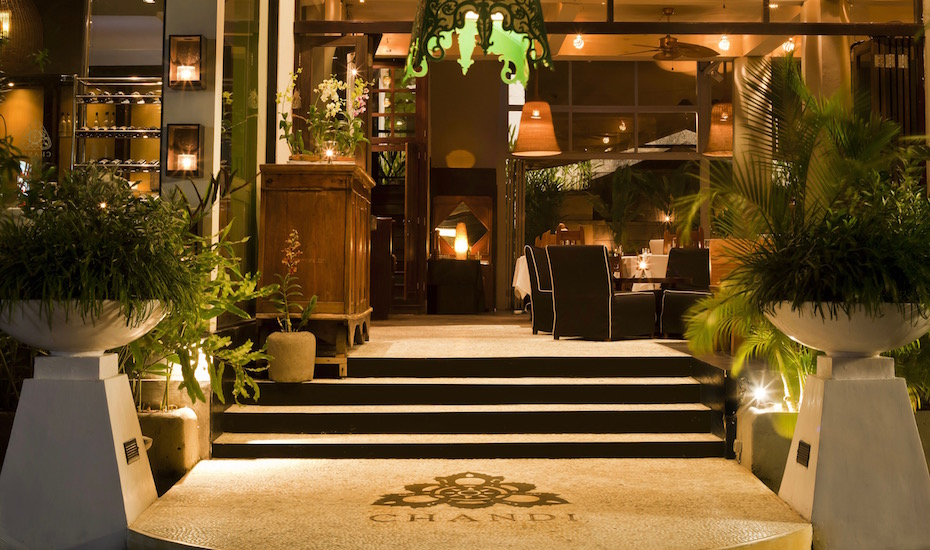 Where to eat in Seminyak - Chandi Bali
