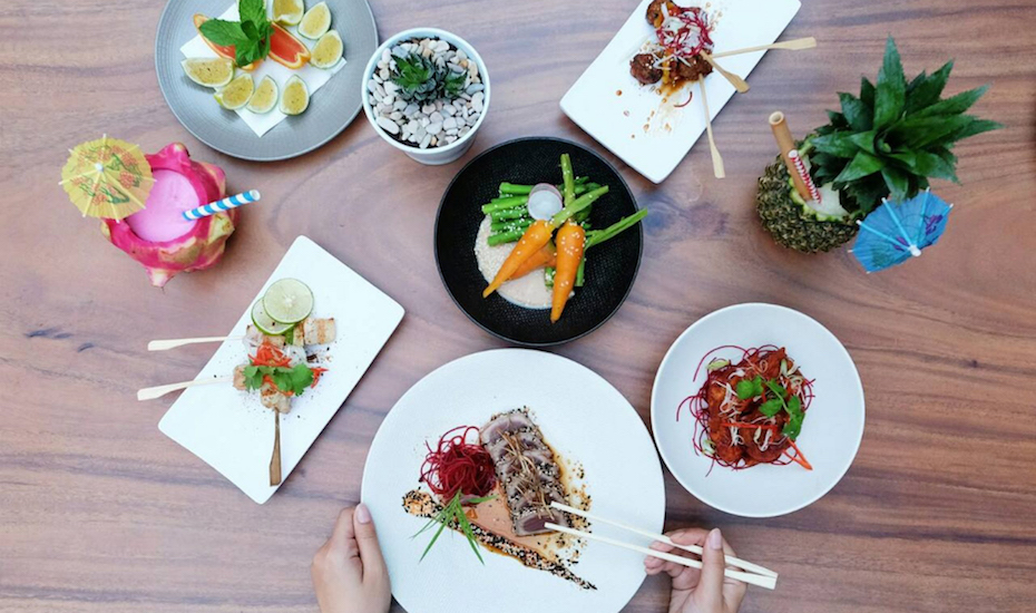 Where to eat in Seminyak - Ling Ling's Bali