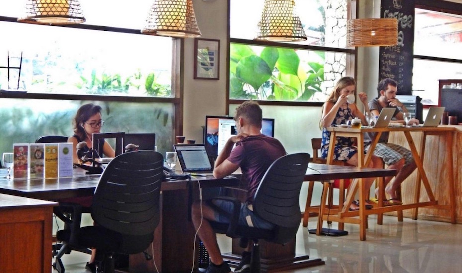 Co-working spaces in Bali - Hub Legian & Nusa Dua