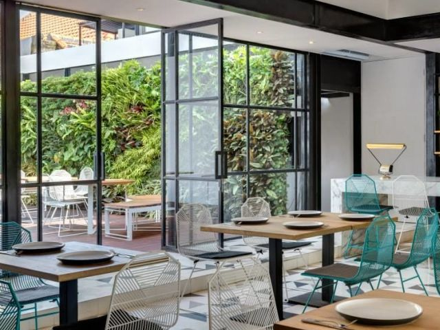 New cafes in Bali:  Sisterfields
