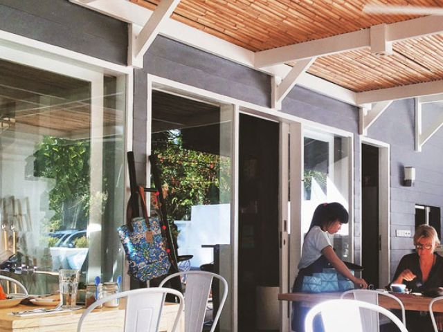 New cafes in Bali: Dusk Blue