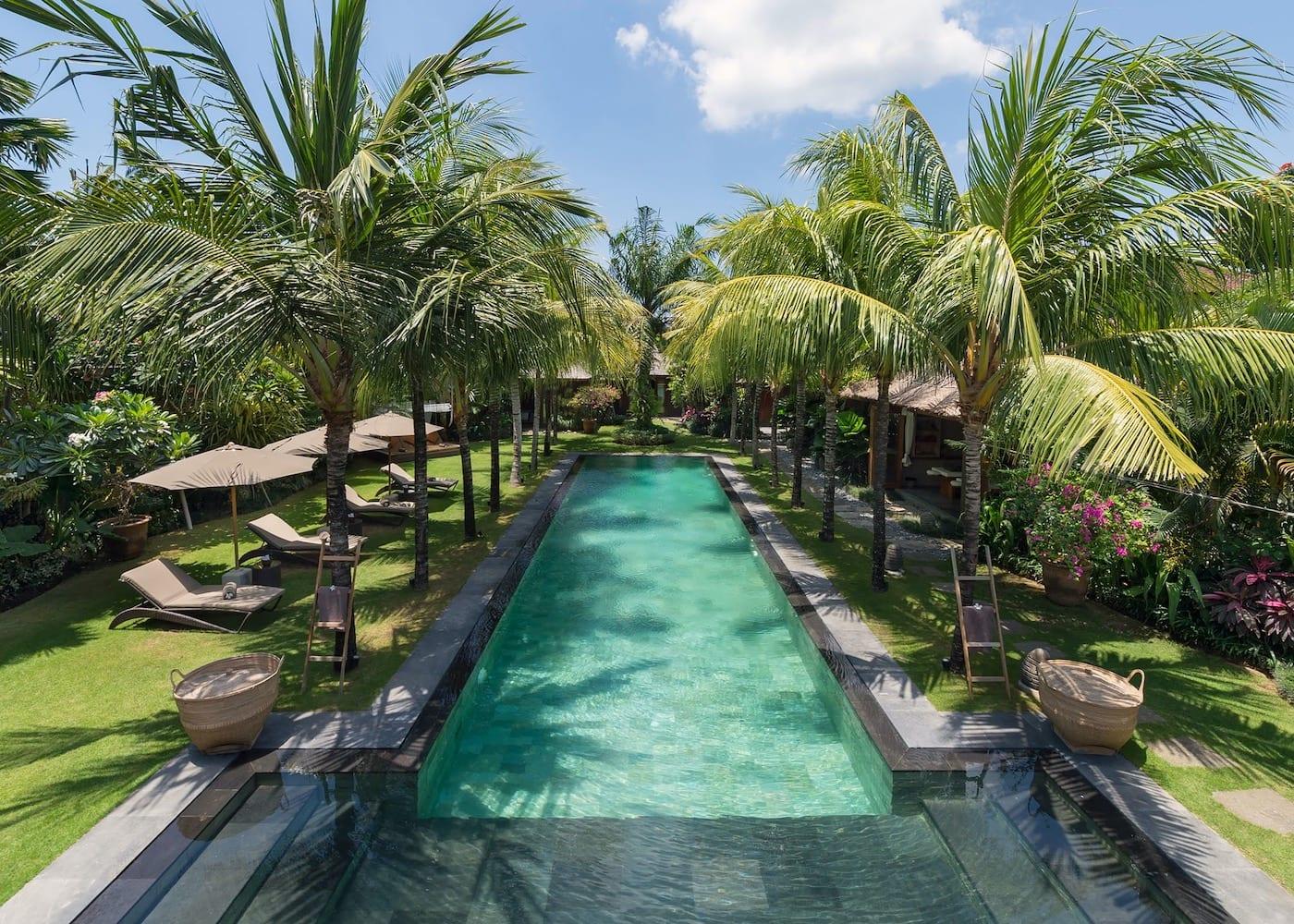 Inside Villa Shambhala - one of the best private villas in Seminyak, Bali, Indonesia