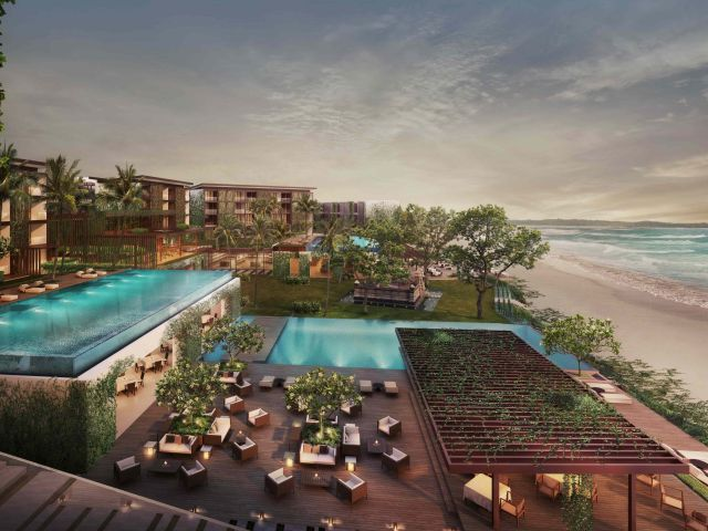 New accommodation in Bali: