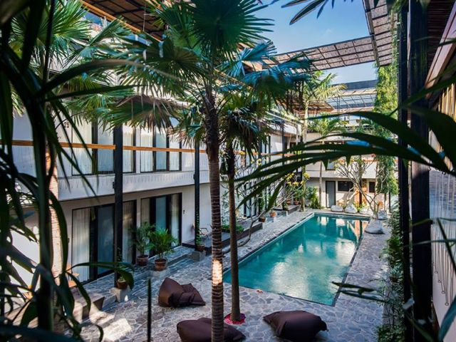 New accommodation in Bali: The Shift Hotel
