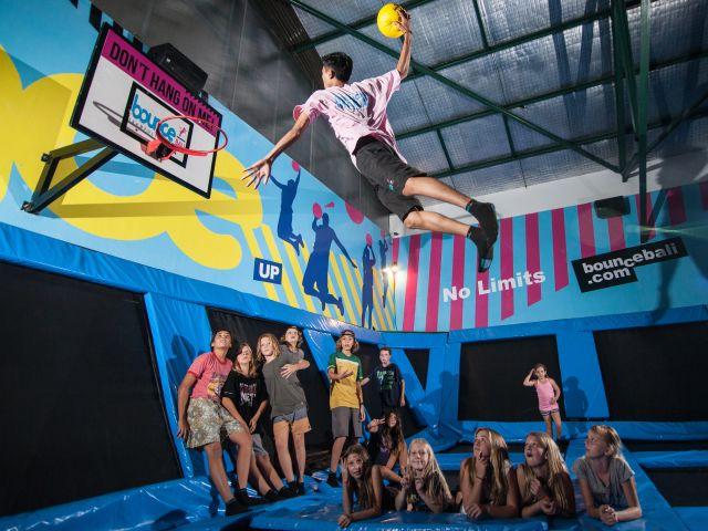 Bounce Trampoline Centre