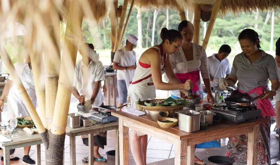 Bali's Best Cooking Schools in Ubud, Seminyak, Canggu and beyond