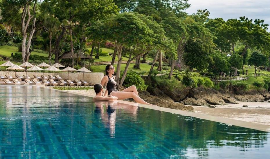 Best beach clubs in Bali - Sundara Jimbaran