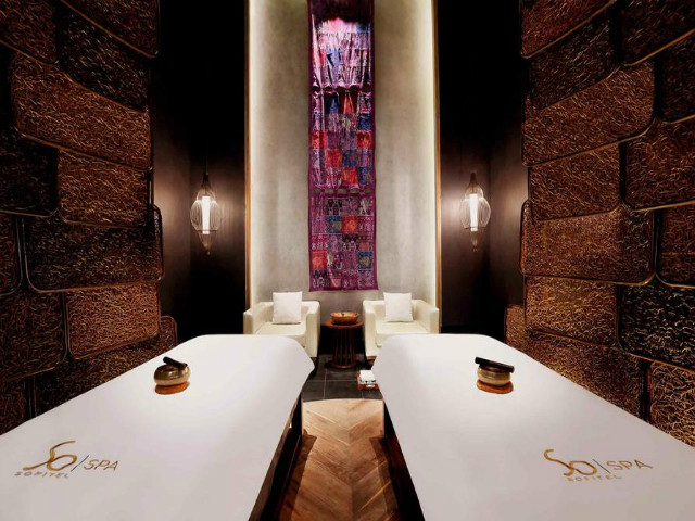 Health treatments in Bali: Sofitel