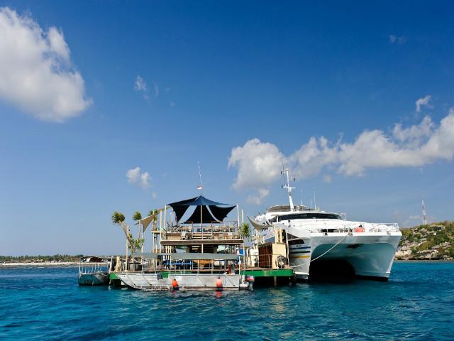 Bali Day Trips: Bali Hai Cruises