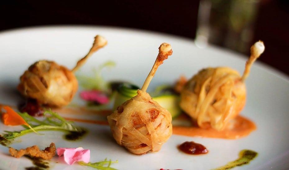 best restaurants in Ubud - Cafe Lotus - Bali