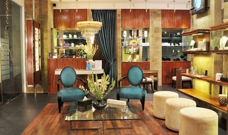 Bali's best hair salons - JazB Beauty Space Seminyak