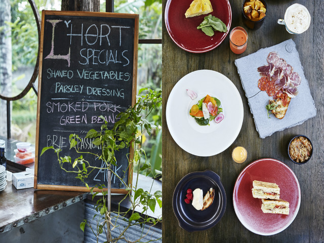 Restaurants in Ubud: L'Hort