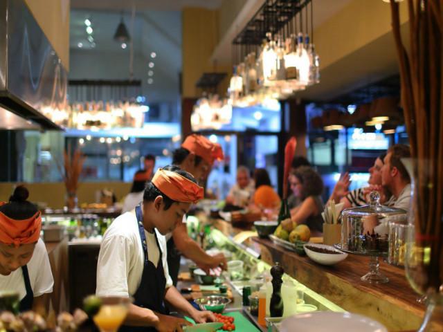 Restaurants in Ubud: SPICE
