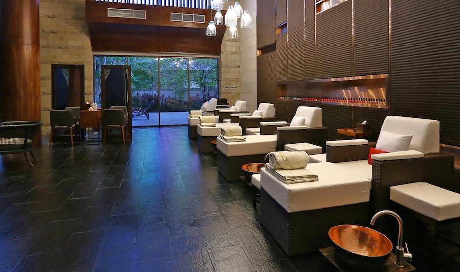 Bali's best hair salons - SoSALON at Sofitel Nusa Dua