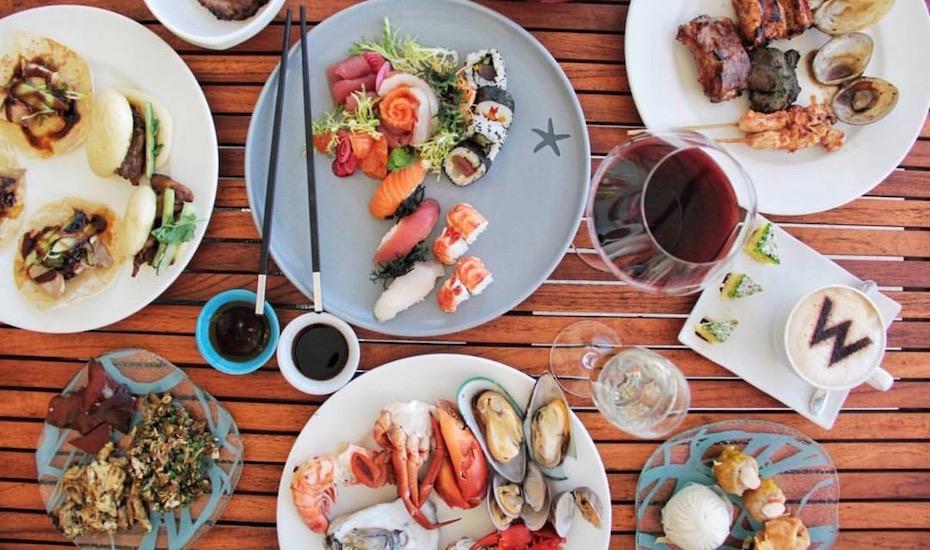 brunch in Bali - Starfosh Bloo W Seminyak