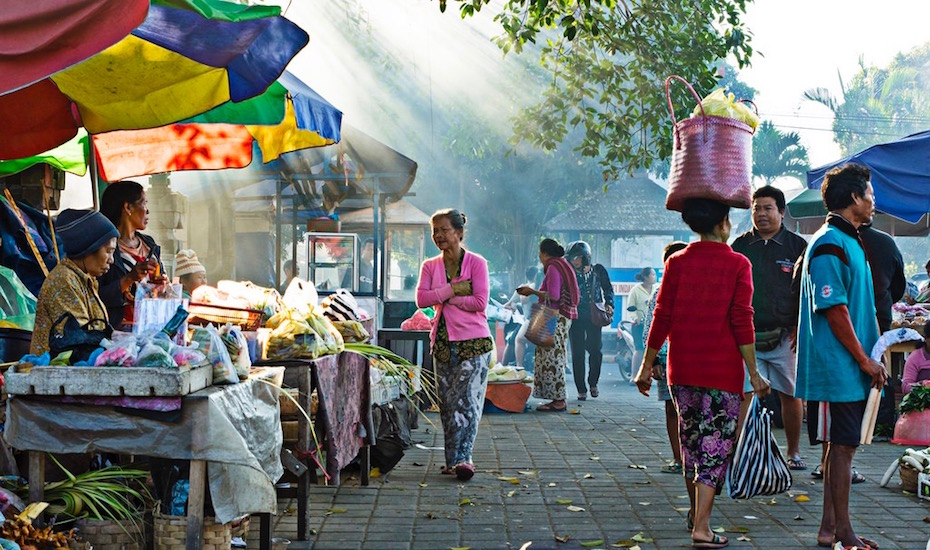 Traditional market | The Best of Balinese Culture