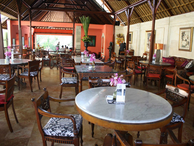 Restaurants in Ubud: Casa Luna