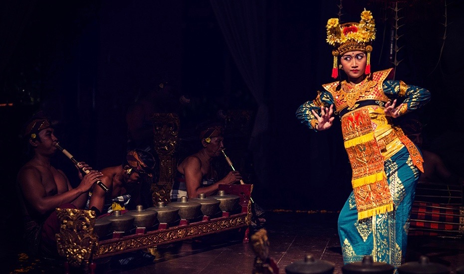 Traditional dance | The Best of Balinese Culture