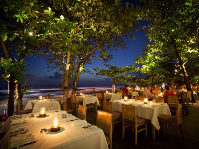 Restaurants on the Beachfront: Chez Gado Gado