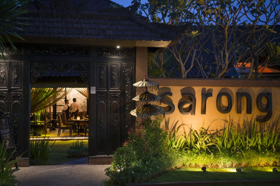 Sarong is Seminyak's best restaurant that started it all – Will Meyrick's original with iconic flavours that still reign supreme