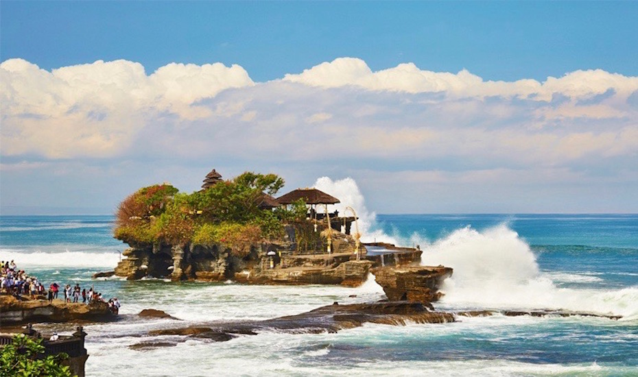 Tanah Lot temple | The Best of Balinese Culture
