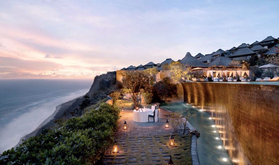 where to stay in Uluwatu - Bulgari Resort Bali