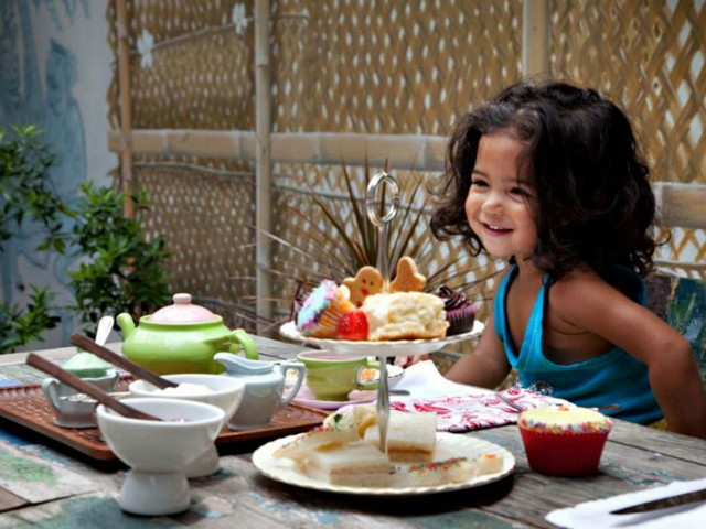 Kid Friendly Restaurants in Bali