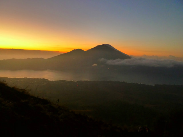 Instagram worthy places in Bali: Mount Batur Sunrise