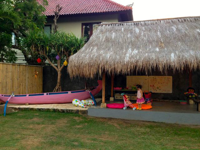 Kid Friendly Restaurants in Bali: The Cashew Tree