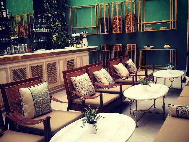 New Restaurants and Cafes: Batik