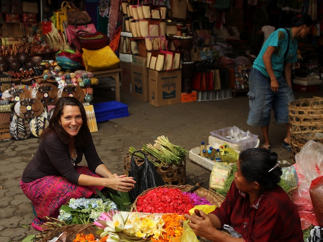 We Chat To Janet Deneefe About Bali Food Faves, The Ubud Food Festival And Cooking Cruises