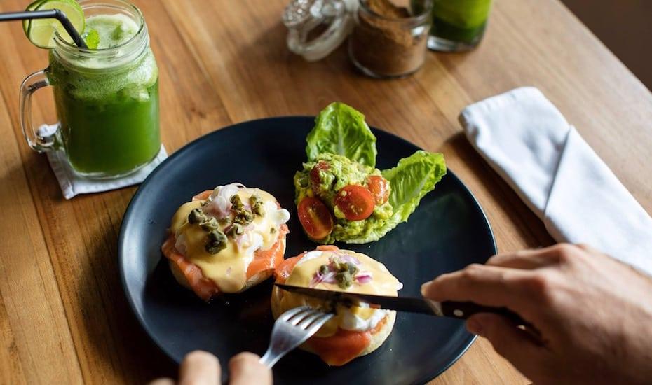 Best Canggu cafes - Macan - Bali