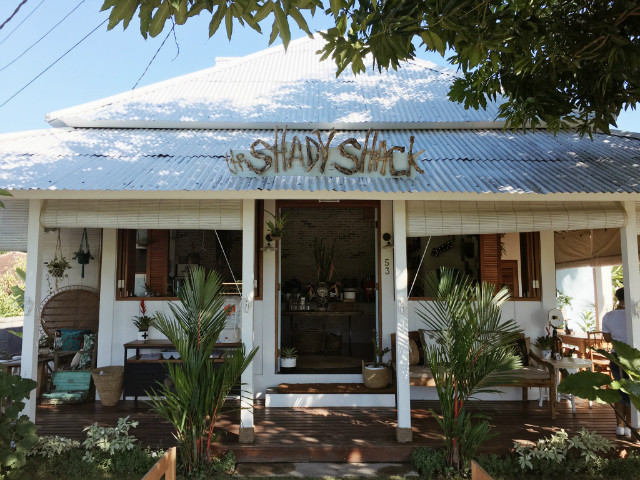 New Restaurants in Bali: The Shady Shack